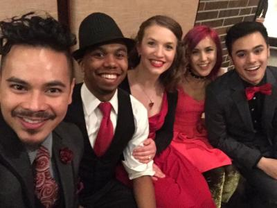 Heartland Sings at Let's Fall in Love concert