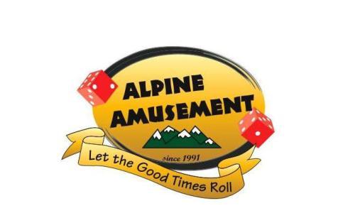 Alpine Amusement logo