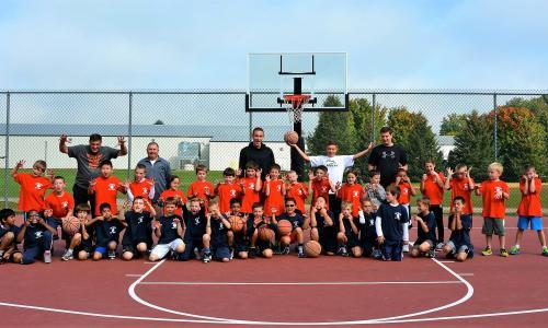 Clifton Common Basketball Team
