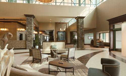 Embassy Suites Saratoga Springs - Lobby - 1017523