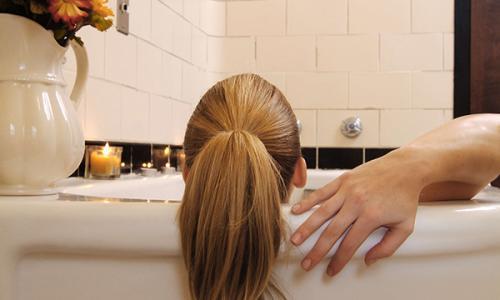 Roosevelt Baths & Spa Mineral Bath