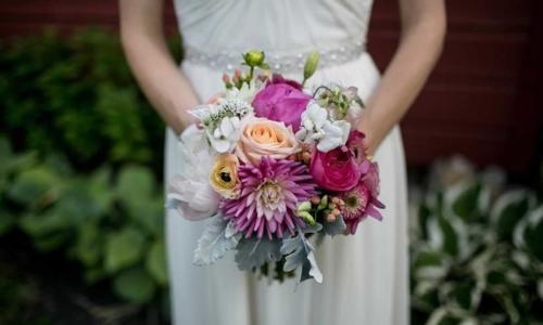 Saratoga Wedding Florist