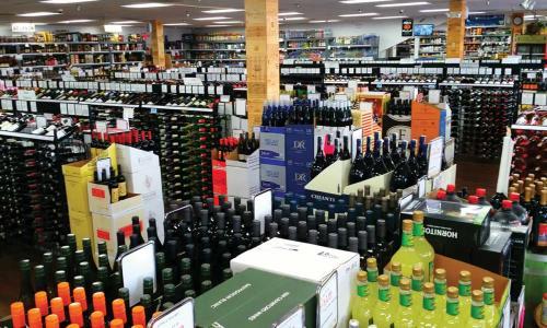 Purdy's Sells Regional Wines