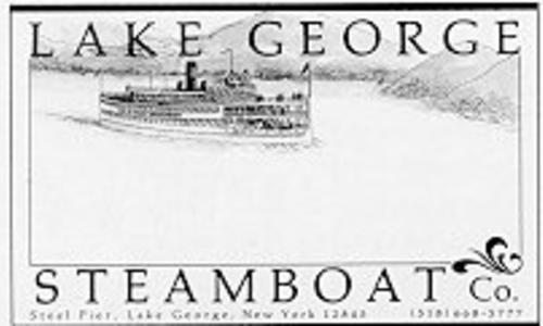 lake george steamboat company