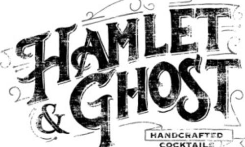 Hamlet and Ghost logo