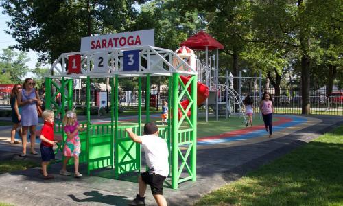 NYRA Playground