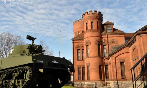 Friends of the NYS Military Museum Bldg.