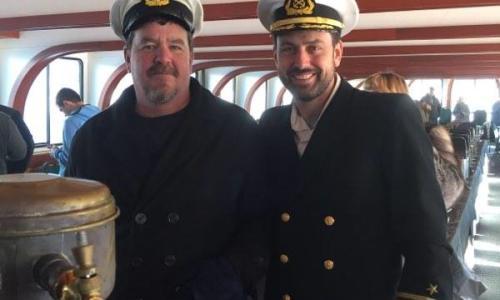 Lake George Shoreline Cruises Captains