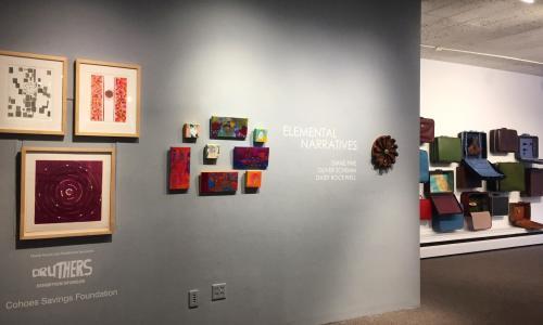 Saratoga Arts Center gallery view