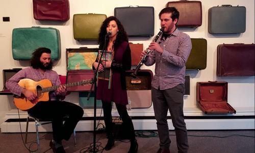 Saratoga Arts Center musicians