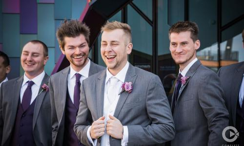 Complete Wedding Albany Groomsmen