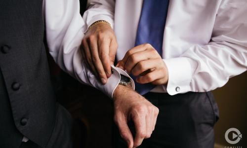 Complete Wedding Albany Cufflinks