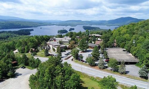 ADK Experience Aerial