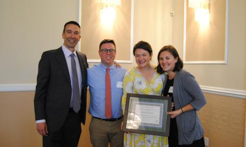 ADK Regional Chamber of Commerce awards recipients