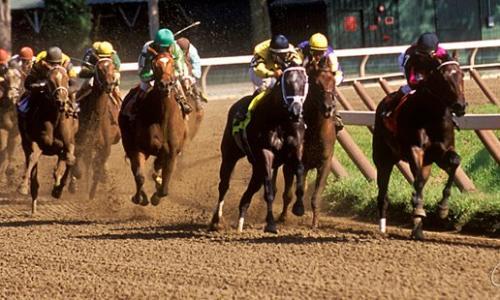 Saratoga Race Course Racing