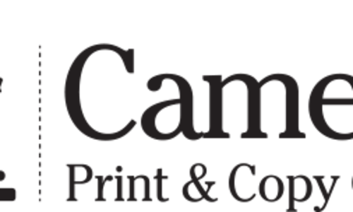 Camelot Print and Copy Center logo