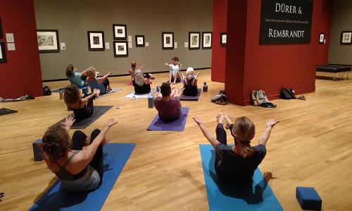 Art and Yoga