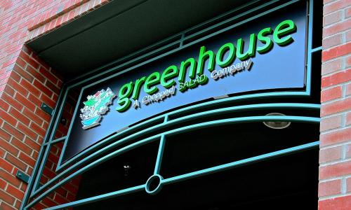 Greenhouse Salad Logo