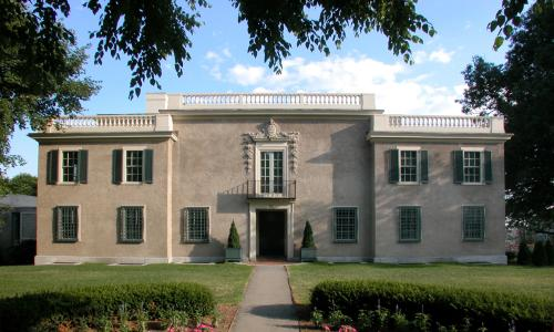 Hyde House Front