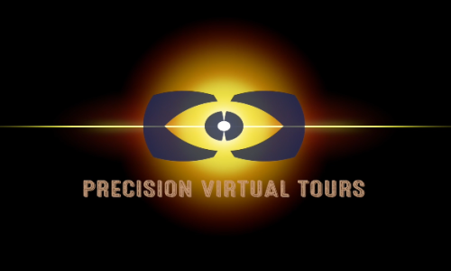 Precision Virtual Tours Logo