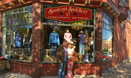 Saratoga Saddlery & International Boutiques