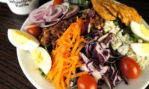Whistling Kettle salad