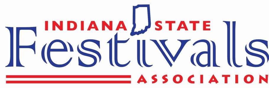Indiana State Festival Association Logo