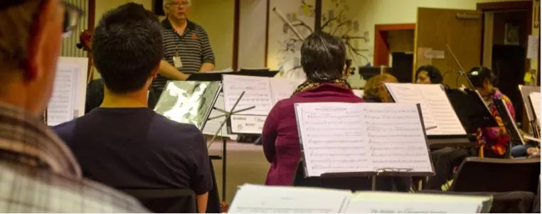 audobon symphony orchestra