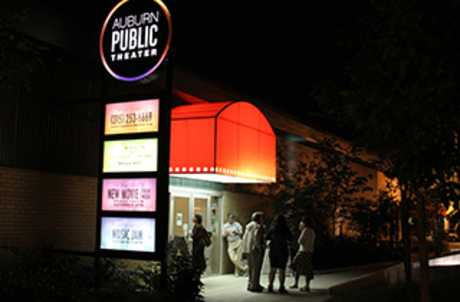 Auburn Public Theater for TourCayuga2