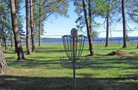 Disc Golf Emerson Park