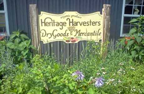 Heritage Harvesters for Tour Cayuga