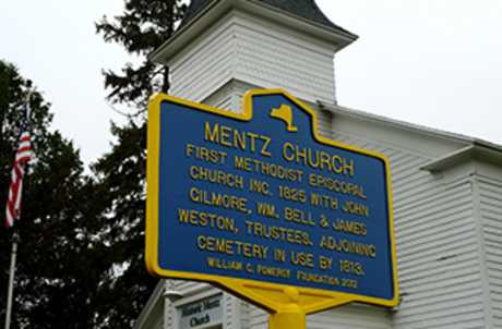 Historic Mentz Church
