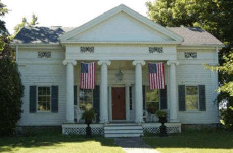 Homer Wilson House for TourCayuga