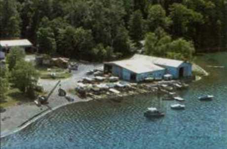 Seveys Boatyard Inc for TourCayuga