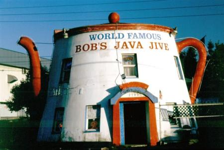 Bob's Java Jive in Tacoma, Washington