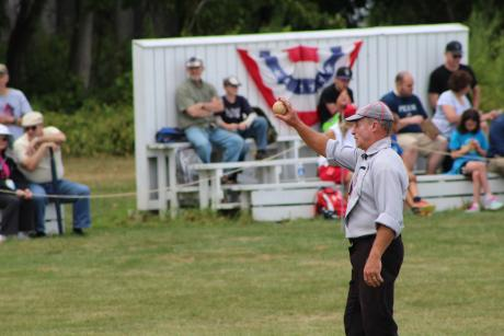Base Ball at Genesee Country Village & Museum