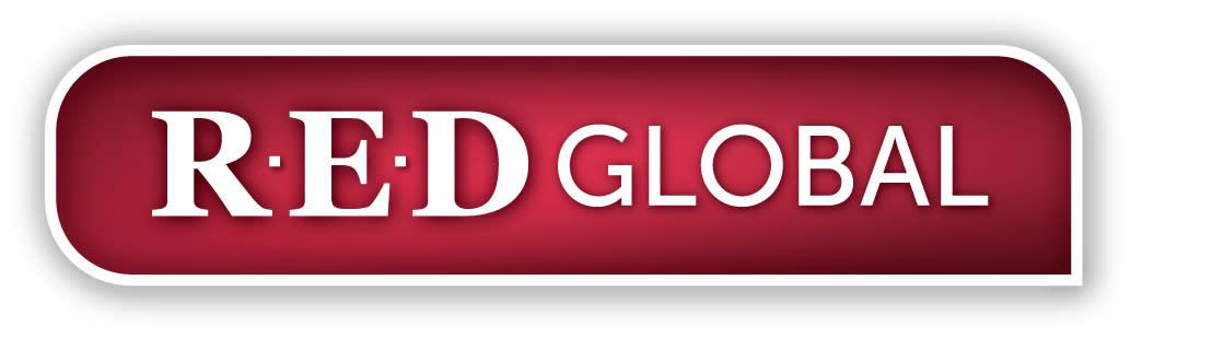 Red global logo