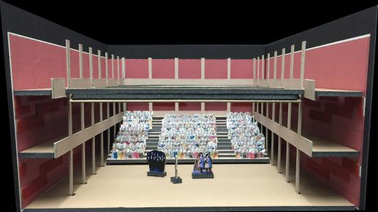 Black Box Theater - Provided by Malcolm Holzman