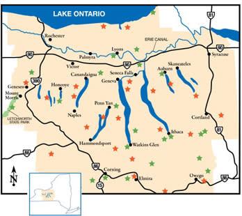 Hike & Bike Trails Map