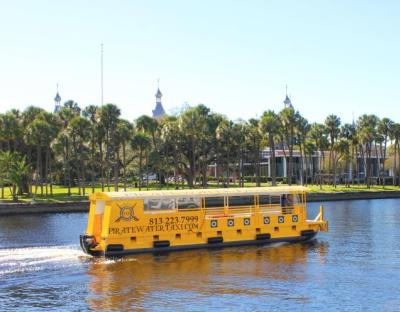 Pirate Water Taxi