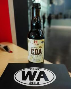 How much does Tacoma love its beer? Our local art museum (Tacoma Art Museum) has its own brew. That's how much.