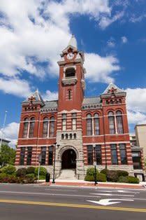 Historic NHC Courthouse