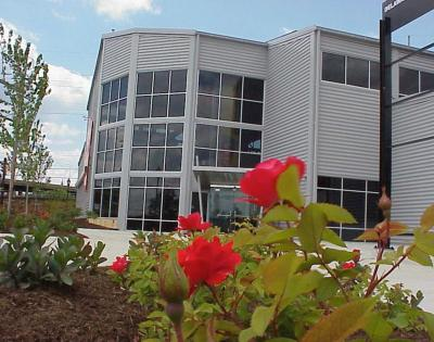 Delaware Center for the Contemporary Arts - Exterior