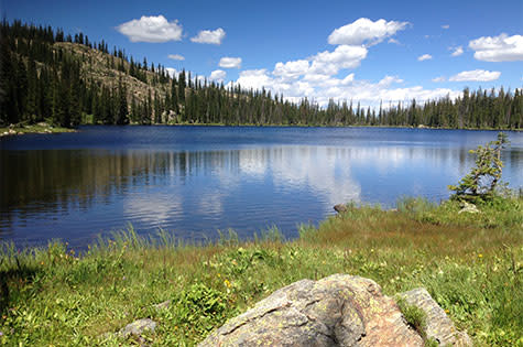 Lost Lake Colorado
