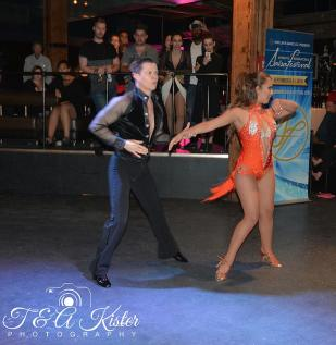 Dance and spin at the Winnipeg International Salsa Festival