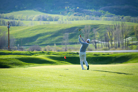 Golf Steamboat Springs