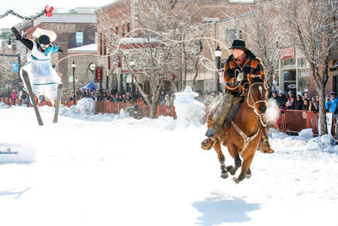 Steamboat Springs Winter Carnival Street Events