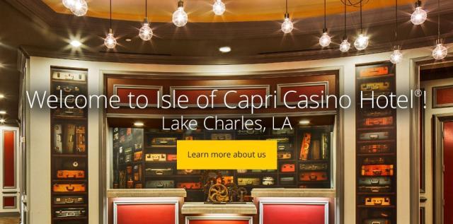 Isle of Capri blog