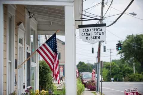 Canastota Canal Town Museum