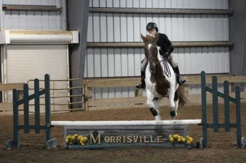 Morrisville State College hunt seat